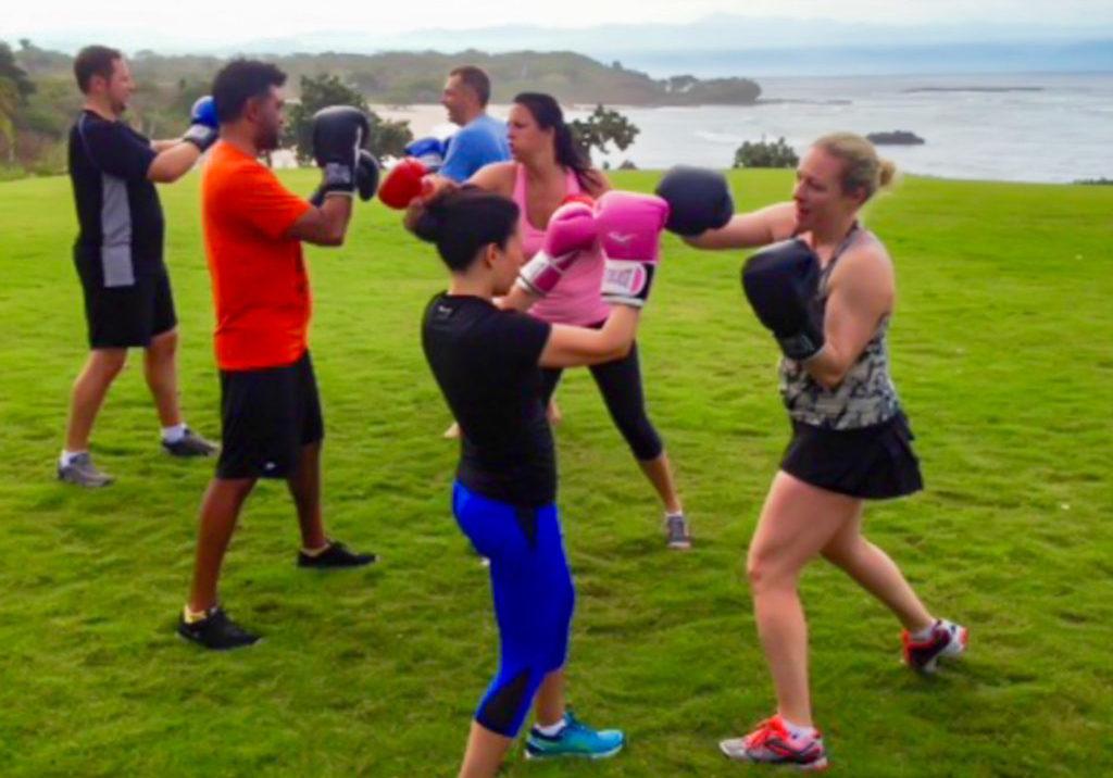Bodyshots-boxing